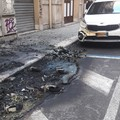 Vandali in azione nella zona Umbertina