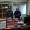 Arriva a Bari dalla Turchia con sigarette di contrabbando. Sanzionato e denunciato
