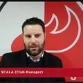 SSC Bari, Scala fa il punto: «Difficoltà ci stanno. Fin qui ottimo ruolino di marcia»