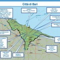 Mappa dei clan baresi: tra traffici di droga, macchinette e riti di affiliazione
