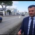 San Paolo, iniziati i lavori per il nuovo asfalto in viale Europa