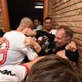 Il Bari è in Serie C, Cornacchini: «Vincere non è mai facile. Sono contento». Simeri: «Ce lo meritiamo»