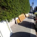 Bari, rifiuti ingombranti e slalom per andare a scuola
