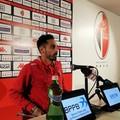 Bari-Picerno 0-0, Bolzoni: «Partita condizionata dall'arbitro. Tutto l'anno è stato così»