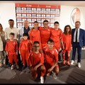 """Bari for Special, la squadra biancorossa a Coverciano per le finali del torneo di  """"Quarta categoria """""""