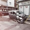 Scontro tra due auto al Libertà, 32enne in codice rosso al Policlinico
