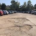 Bari, il parcheggio della ex Rossani si rifà il look