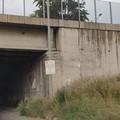 Bari, dopo il maltempo riaperto il sottopassaggio zona Metro