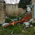Bari, abbandono selvaggio di rifiuti a due passi dall'Auditorium