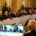 """Bari si prepara per il Papa, Bassetti Cei:  """"Mediterraneo bellezza generata dalla diversità """""""