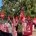 """Bari, anche il partito comunista protesta: """"Serve uscire dalla gabbia europea """""""