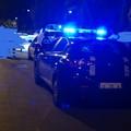 Bari, incidente su via Lioce, strada chiusa al traffico