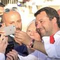 """Salvini a Barletta e Andria:  """"Altieri sarà vice presidente in Puglia """""""