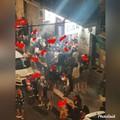 Movida senza mascherina nel weekend in centro a Bari