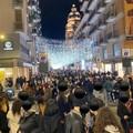 """Puglia arancione, ma a Bari è un  """"normale """" sabato sera"""