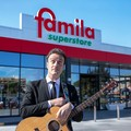 Le bontà baresi del Famila Superstore musicate e interpretate da Renato Ciardo