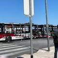 Bus in fiamme, il presidente Vulcano: «Plauso all'operatore»