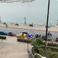 Arriva il G20 a Bari, l'accoglienza è tra l'immondizia