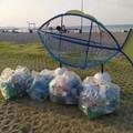 Bari, Getto (il pesce mangiaplastica) ha già raccolto 11 kg di rifiuti