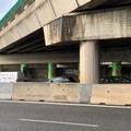 Affissioni abusive a Bari, la denuncia di Retake