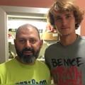 Sabato a Bari arriva Marco Rossani, l'incordatore dei campioni del tennis