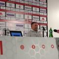 Bari-Roccella 2-2, Cornacchini: «Mi sento responsabile, ma nulla di grave». Floriano: «Demeriti nostri»