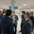 Ospedale Covid in Fiera a Bari, Lega: «Struttura eccellente ma senza personale»