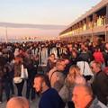 Bari, una festa pubblica inaugura la nuova piazza sul mare di San Girolamo