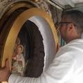 """Capurso, stasera la  """"svelatio """" dell' affresco della Basilica"""