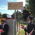 Nel 27° anniversario di Capaci finalmente a Bari l'intitolazione del giardino a Francesca Morvillo