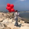 """Il pagliaccio di  """"It """" si aggira per Bari, avvistato stamattina sulle spiagge cittadine"""