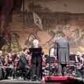 Katia Ricciarelli e l'orchestra metropolitana di Bari suonano per il giorno della memoria