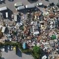 """Gestione illecita di rifiuti, vasta operazione contro """"svuotacantine"""" della polizia locale di Bari"""