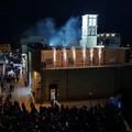 Visibile dal mare come un faro, ecco il nuovo campanile di San Nicola a Torre a Mare