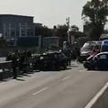 Scontro frontale sulla SS16, due morti. Ferito un ragazzo di 20 anni barese