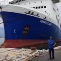 Addio Norman Atlantic, il relitto in viaggio verso la Turchia