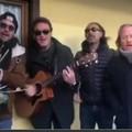 """Salvini citofona allo  """"spacciatore """", la parodia della Rimbamband"""