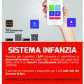 """""""Sistema Infanzia Bari """", da settembre un'app per informazioni alle famiglie dei bimbi agli asili nido"""