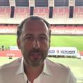 Bari-Ternana 1-1, De Laurentiis: «Ho temuto il peggio, la squadra si è comportata bene»