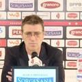 Verso Bari-Casertana, Carrera: «Dobbiamo abituarci a vincere. Formazione? Cambierò qualcosa»