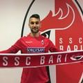 SSC Bari, si presenta Maita: «Voglio arrivare in B con questa maglia. Bellissimo l'esordio con goal»