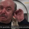 """Lino Banfi protagonista dello spot di  """"Nonno Ascoltami! """""""