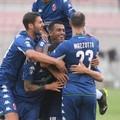 Botta e Paponi goal, il Bari passa in casa del Messina: 0-2 al Franco Scoglio