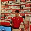 Bari-Paganese 1-1, Mignani: «C'è rammarico, ma il secondo tempo mi è piaciuto». Maita: «Ora testa a Messina»