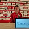 Bari-Monopoli 1-0, Mignani: «Risultato e tifosi? Due cose belle. Premiato lavoro della squadra»