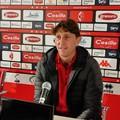 Bari-Foggia 1-1, Mignani: «Partita equilibrata, punto guadagnato». Maita: «Il rigore? Era netto»