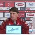 Verso Bari-Monterosi, Mignani: «Le partite si vincono con lo spirito. Tifosi? Mi aspetto entusiasmo»