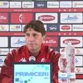 Verso Picerno-Bari, Mignani: «Per noi buona settimana di lavoro. Mi aspetto una sfida difficile»