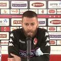 """Verso Potenza-Bari, Antenucci: «Dovremo essere  """"tosti """". Goal alla Juve Stabia? Fra i miei più belli»"""