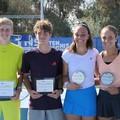 Apulian tennis cup under 18 a Bari, i vincitori della prima edizione